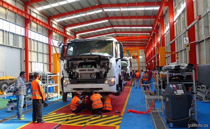 中国重汽埃塞俄比亚组装厂开业,助推中非产能合作