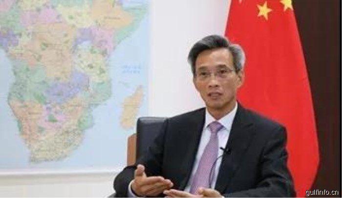 中国驻南非大使林松添接受央视专访:南非是投资兴业的沃土