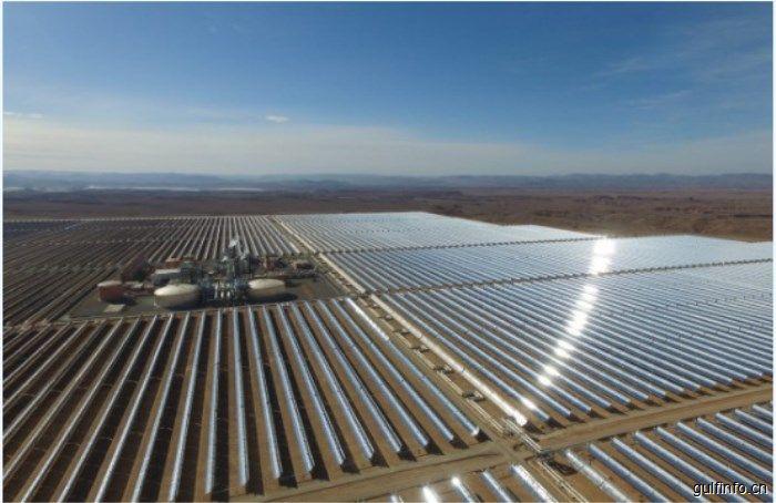 非洲发展银行在摩洛哥投资2.65亿美元,建设800MW光伏电站