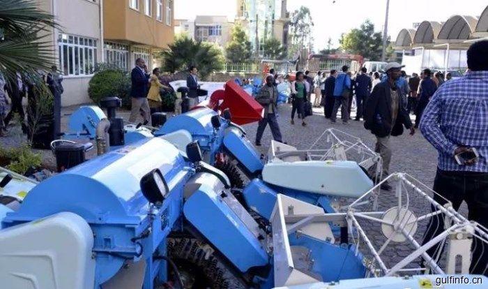 中国研制的农业机械设备获埃塞总理点赞,农机市场大有可为!