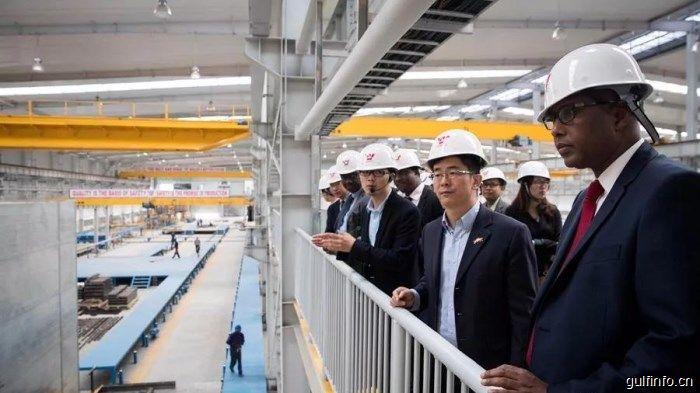 肯尼亚工业部长:希望更多中国企业用新技术助力肯尼亚廉价住房发展