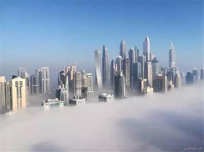 不只是下雨!阿联酋起雾也是大新闻!迷雾中的迪拜有点不一样……