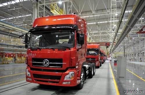 东风商用车借定制化产品拓展非洲市场