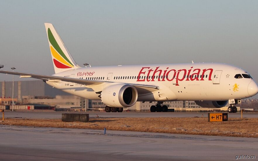 埃塞俄比亚航空公司运营非洲首个全<font color=#ff0000>女</font><font color=#ff0000>性</font>航班