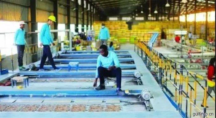 中企在肯尼亚建非洲最大陶瓷厂