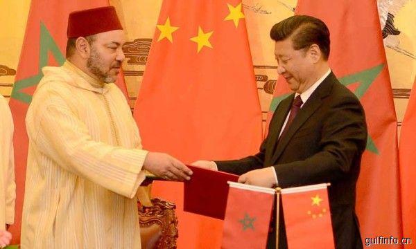 2017年中国-摩洛哥为双边伙伴关系注入新动力