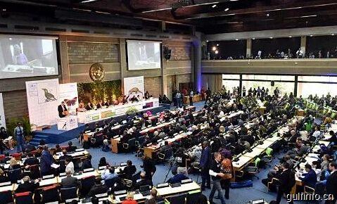 第三届联合国环境大会  |  中国绿色技术将助推非洲国家发展