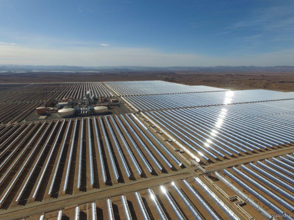摩洛哥800兆瓦太阳能项目获得2.65亿美元资金