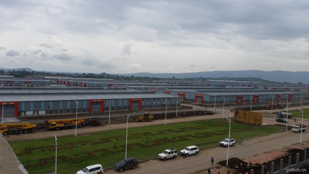 埃塞俄比亚扩大工业园区以确保可持续增长