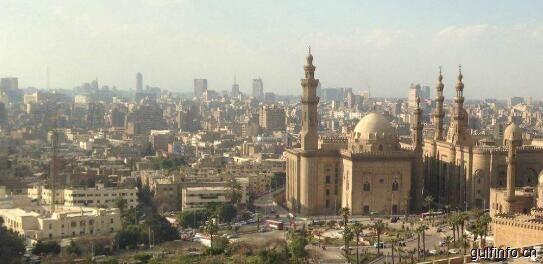 中国建筑中标埃及CBD相关工程 助力当地经济发展