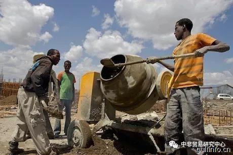 非洲工业化前景指数报告发布