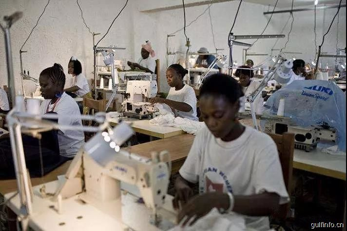 肯尼亚拥有超过75000家纺织服装类小微企业,服装行业市场前景看好