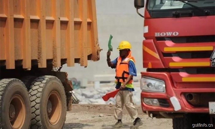 中国企业承建加纳港口建设,并助力其人才培养及中小企业发展