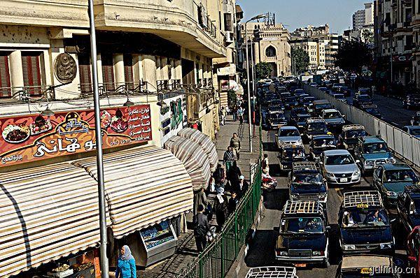 """埃及首个电动公交车订单""""花落""""比亚迪"""