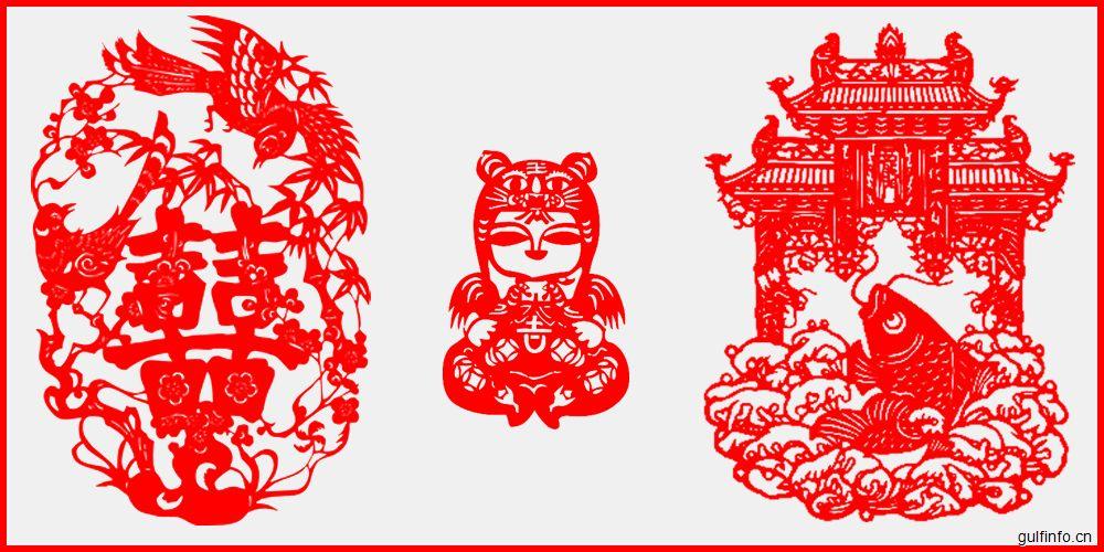 中国传统工艺品绽放埃及