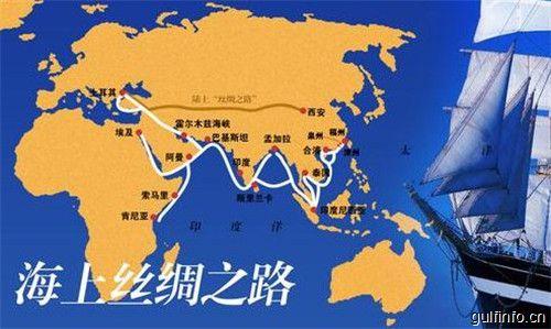 """""""一带一路""""背景下中国与中东的经济合作"""