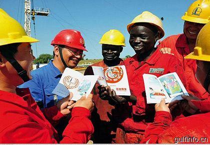 超25万中国人在非洲工作 被视为快速高效代名词