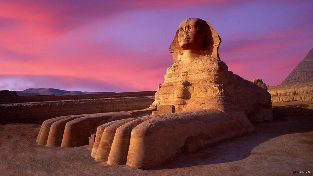 埃及狮身人面像之谜
