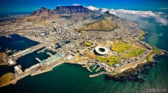 南非2018年经济预计增长1.5%
