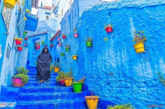 春节出境游热潮涌向摩洛哥,中国赴摩旅游人数大增