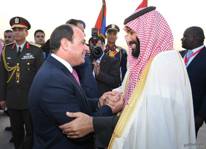 沙特埃及将设634亿元基金建设超级城市