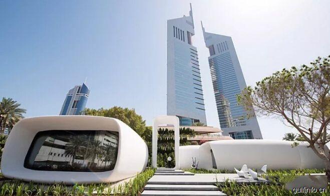 迪拜的未来投资地图