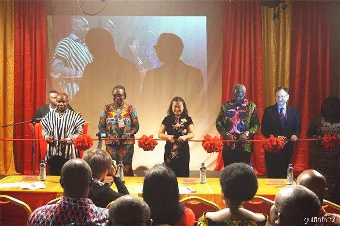 中国电影周在加纳开幕