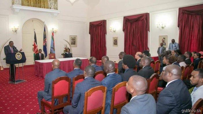 肯尼亚总统为啥亲自为这批赴华留学生送行?原来是因为这个!