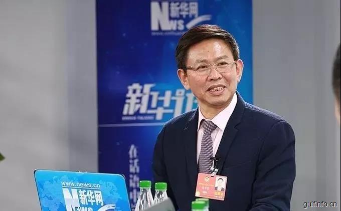 华坚集团董事长张华荣:计划在非洲高效、文明地解决10万人就业