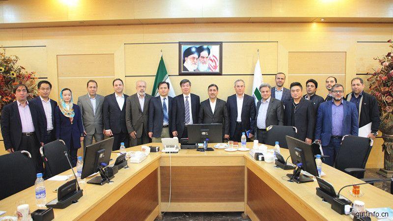 国机集团所属两公司共签署伊朗铁路超百亿项目