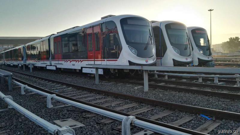 中国公司中标德黑兰630辆地铁车项目