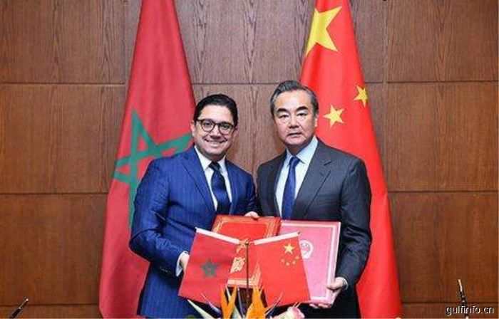 2017年中国与摩洛哥双边贸易概况:进出口额为43.3亿美元,增长8.1%