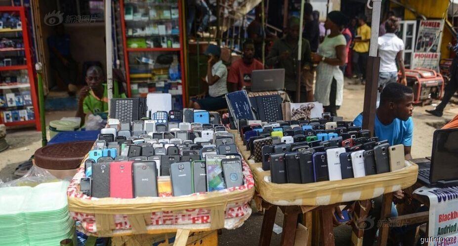 非洲市场最受欢迎的中国商品