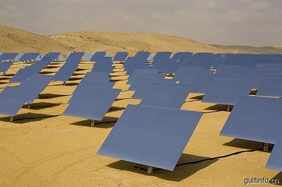 埃及:北非最大太阳能发电国