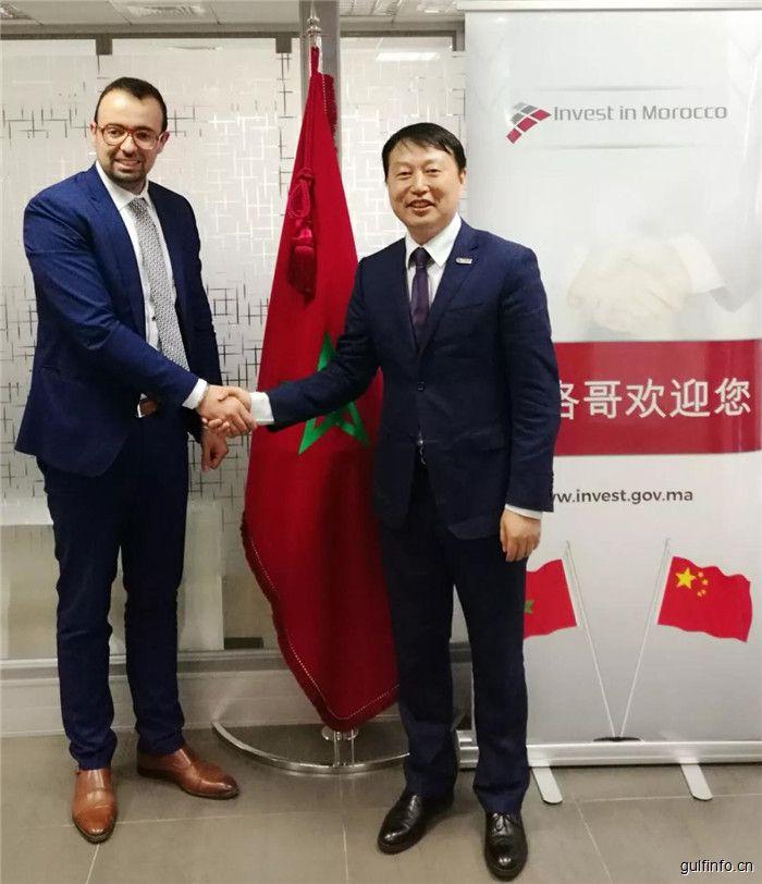 程志刚率访问代表团抵摩洛哥 推文化旅游会展业合作