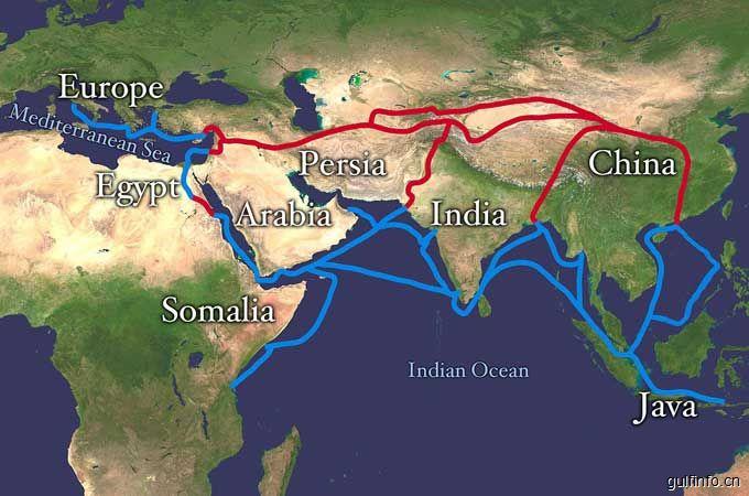 """非洲各国成为承接""""一带一路""""战略的最重要区域"""