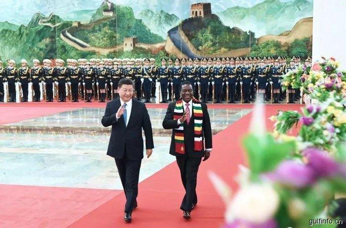 非洲国家元首接连访华释放的信号
