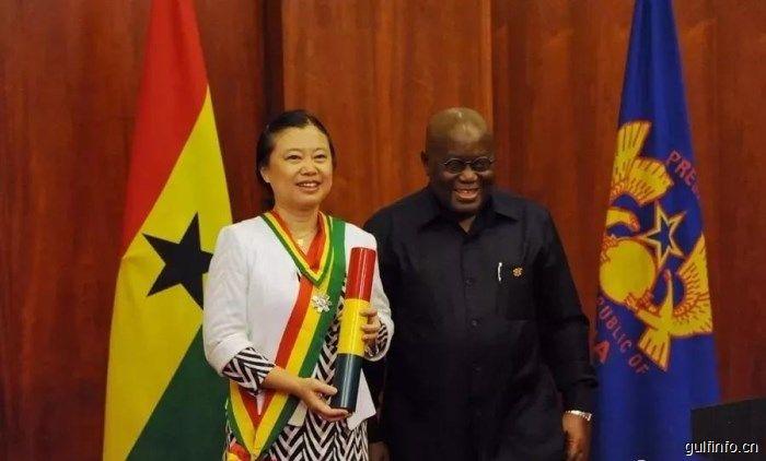加纳总统:中加合作为加纳人民生活带来切实利益