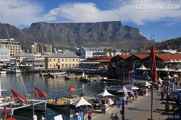 中国对南非投资已超250亿美元