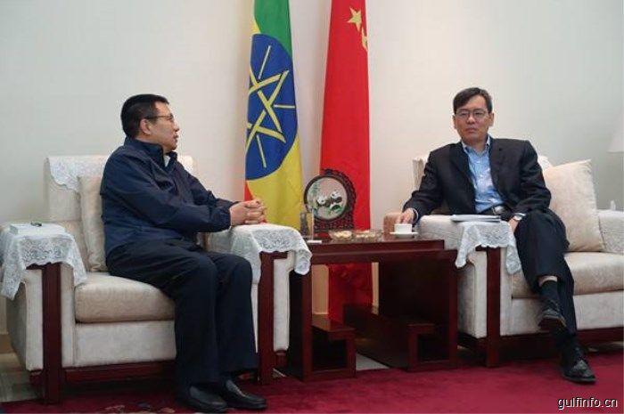 访中国驻埃塞俄比亚大使谈践:中国和埃塞俄比亚各领域合作具有良好发展前景