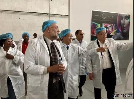 海信南非投资项目树立了中非合作共赢、共同发展的新典范