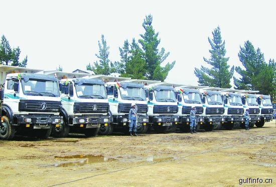 北奔重汽第五家海外KD工厂落户肯尼亚