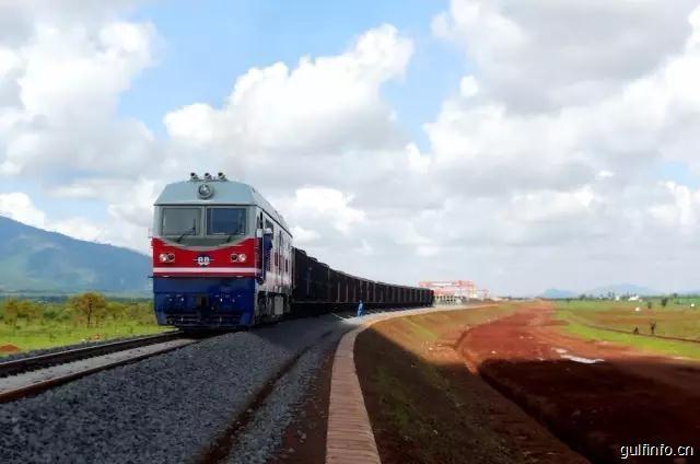 """中肯携手创造东非铁路""""新时速"""""""