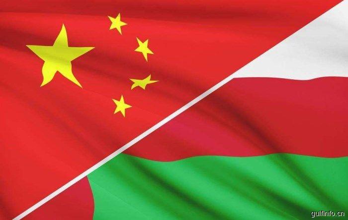 中国和阿曼建立战略伙伴关系