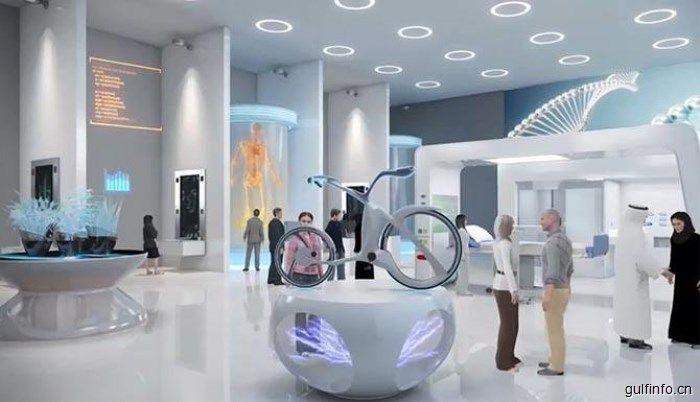 阿联酋是中东和北非地区现代新兴技术公司的驱动力