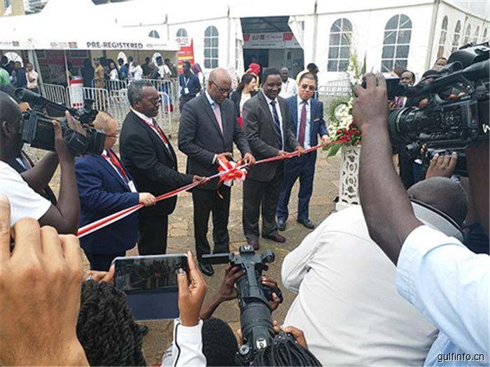 欢迎参加东非最大的展会—2018肯尼亚中国贸易周开幕式隆重举行
