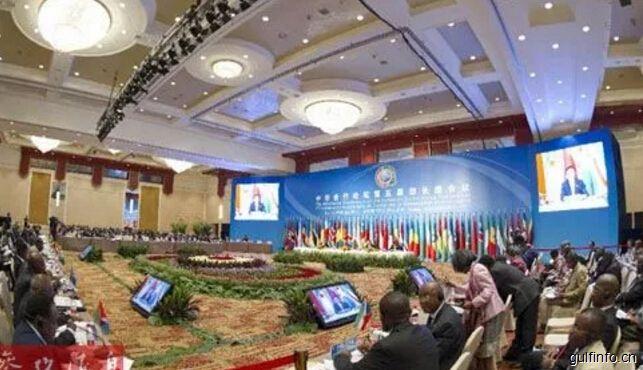 中国正扩大在非洲的影响力,对非洲发起外交新攻势