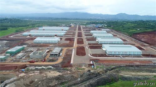 中企承建的埃塞又一工业园吉马工业园项目圆满完工