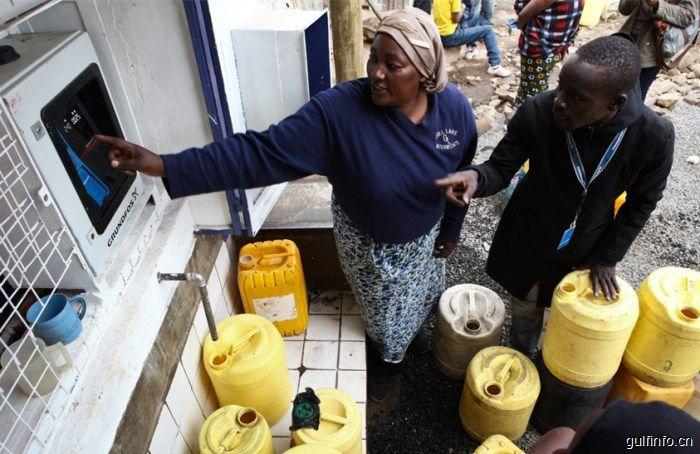 """肯尼亚首台比特币ATM机诞生,不光能提钱还能""""提水"""""""