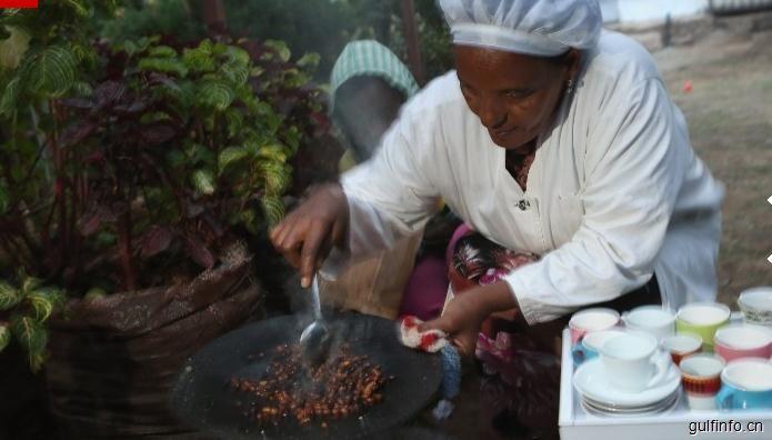 可可咖啡加工成非洲经济新热点